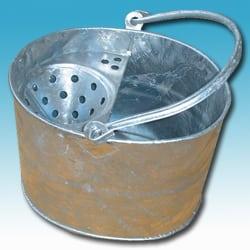 Galvanised Mop Bucket - 11 Litre