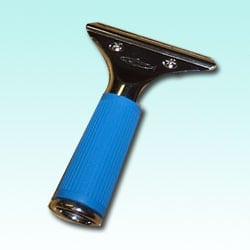 Window Squeegee with Stainless Steel Handle