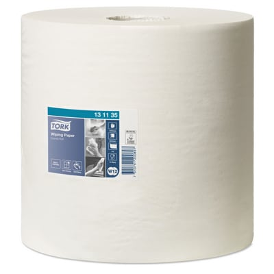 Tork® White Wiping Paper