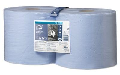 Tork® Blue Industrial Heavy-Duty Wiping Paper