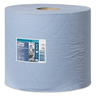 Tork® Wiping Paper Plus Blue