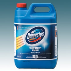 Domestos Powerful Professional Bleach - 5 Litres