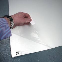 Step 'n' Clean disposable contamination control mats