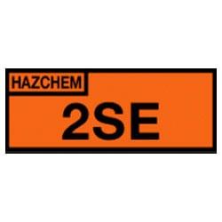 Hazchem 2SE Sign (Type A)