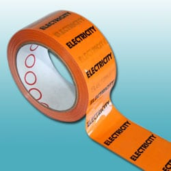Electricity Pipe ID Tape
