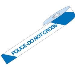 Barrier Tape - Police Do Not Cross