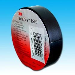 3M™ Temflex™ 1500 PVC Insulating Electrical Tape