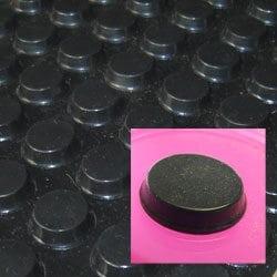 3M Bumpon Protector - Black 19.0 x 4.0mm