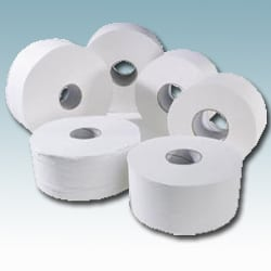 Toilet Roll - Economy Mini Jumbo - Case of 12