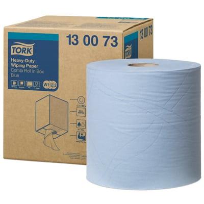 Tork® 2 Ply Heavy Duty Wiping Paper