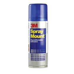 3M™ Spray Mount Adhesive Glue