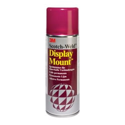 3M™ Display Mount Adhesive Spray Glue