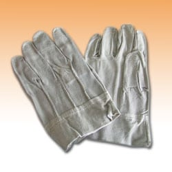 All Chrome Leather Glove - Extra Larg.