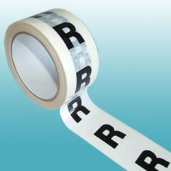 R Pipe ID Tape - 50mm x 33M