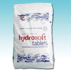 Water Softening Salt Tablets 25Kg