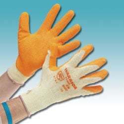 Latex Grip Gloves