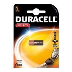 Duracell MN9100 Security Batteries