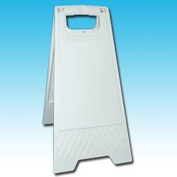 A Board Stand - White