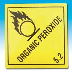 Organic Peroxide 5.2 Labels