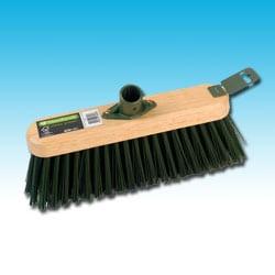 Stiff Sweeping Broom Head