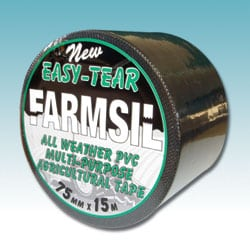 Agricultural Silage Bag Repair Tape - Farmsil Brand
