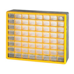 64 Compartment Storage Box