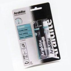 Araldite Crystal - 2 x 15ml tubes