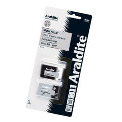 Araldite Repair - Metal
