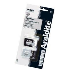 Araldite Repair - Metal