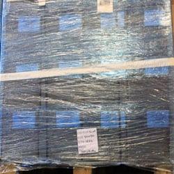 Blue Tint Pallet Wrap Extended Core