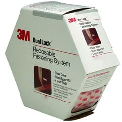3M Dual-Lock Reclosable Fasteners - SJ3540 250