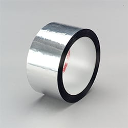 3M Silver Polyester Film Tape 850