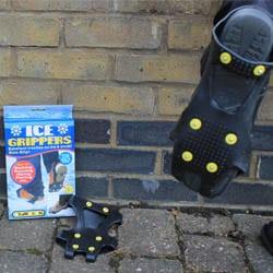 Rubber Ice Shoe Grips