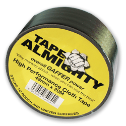 Tape Almighty - Waterproof Cloth Tape