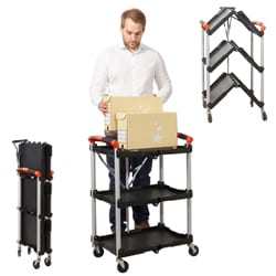 Proplaz Fold Folding Trolley