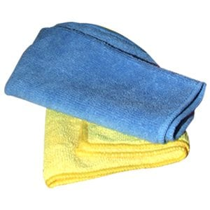WOW Microfibre Cloths - pack of 2