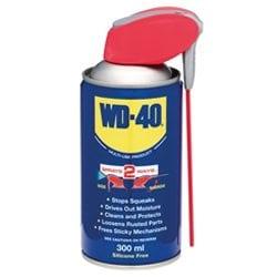WD40 Aerosol Spray