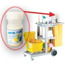Liqui-Genius Crystal Clear Drain Cleaner - One Shot 50g Bottle