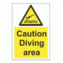 Diving Signs