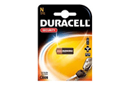 Duracell Security Batteries