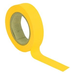 Barrier Tape - Yellow
