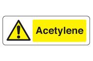 Acetylene Signs