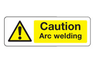 Arc Welding Signs