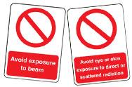 Avoid Signs