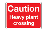 Red Caution Signs