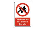 Children Construction Signs