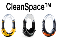 CleanSpace™ Face Systems