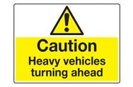 Construction Hazard Signs