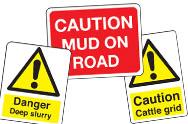 Danger & Caution Signs