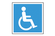 Disability Pictorial Signs